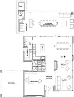 Estudio NF y Asociados. Más info y fotos en www.PortaldeArquitectos.com
