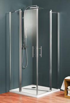 Schulte Schulte Duschkabine Alexa Style Eckeinstieg 4 teilig