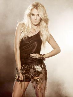 "Carrie Underwood's ""Church Bells"" Video"