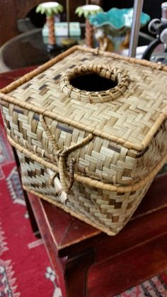 Cute little basket, lots of treasure like this in our #collingwood store #homedecor #giftideas #consignment #bargains