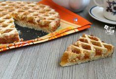 Una golosa e profumata crostata all' arancia e cannella, perfetta per la prima…