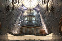 Antoni Gaudí (1852-1926) Casa Batlló Barcelona Spain 1904