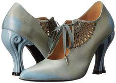 Cute Shoes, Me Too Shoes, Vintage Shoes, Vintage Outfits, John Fluevog, Fairytale Fashion, Bridal Shoes, Bridal Footwear, Beautiful Shoes