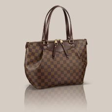 Westminster PM Damier Ebene Canvas What better choice for a comfortable  everyday bag than the Westminster. Louis Vuitton ... 715d3fa4caf7d