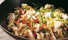 Fisk i wok - Diabetes