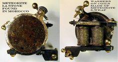 Meteorite Stone Tattoo Machine