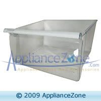 2188656 Crisper pan used on some refrigerator brands such as  Whirlpool, Maytag, and Kenmore. Save up to 30% on this compared to major retailers. Appliance Zone price: $36.93!
