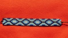 braccialetti perline telaio schemi - Cerca con Google