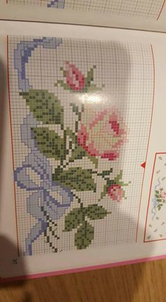 This Pin was discovered by Şen Embroidery Kits, Embroidery Stitches, Tunisian Crochet Patterns, Funny Cross Stitch Patterns, Cross Stitch Landscape, Modern Cross Stitch, A Christmas Story, Cappuccinos, Cross Stitch Love