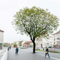 http://www.landezine.com/index.php/2016/08/sopron-castle-district-revitalization/
