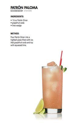PALOMA | Patrón Tequila