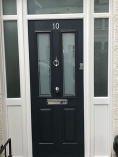 Another day, another terrific Solidor Installation in Wimbledon. SW19 is a hot spot for Solidor installations over the past few years. Get your free quote on The UK's No1 Door Brand Solidor today on 02086444224 www.wrightglazing.co.uk #Solidor #SW19 #Wimbledon Victorian Homes Exterior, Victorian Front Doors, Victorian House, House Front Door, House Doors, Solidor Door, Traditional Front Doors, Composite Front Door, Wimbledon