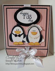 Wedding Penguin