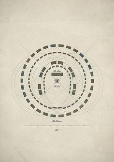 Stonehenge Rebuilt by Michæl Paukner, via Flickr