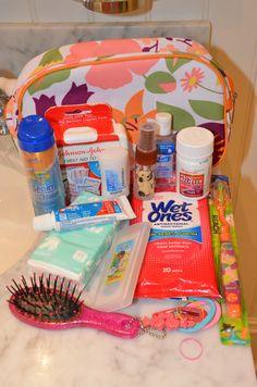 Kid Toiletry Kit
