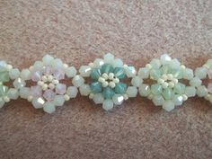 Fresh Flowers Bracelet - YouTube