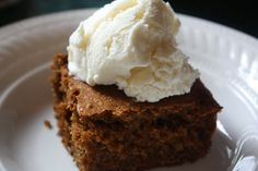 Crisis Brownies: Pumpkin Gingerbread