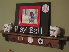 Baseball Frame - would be nice to write coach on it and give as a gift?