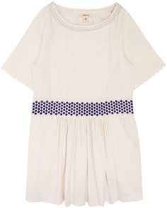 Shop The Bellerose Girls Flirty Dress In White. Browse The Cutest Designer Girls Clothes, Handpicked By Elias & Grace. Fashion Clothing For Kids 0-14Y.