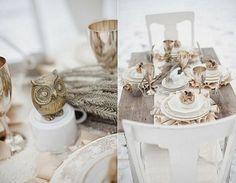 #boda #wedding #invierno #decoracion, velas, candles,