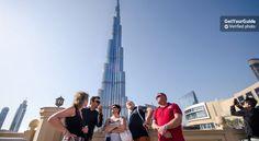 Burj Khalifa the tallest building in the world. The Burj Khalifa skyscraper is a world-class destination and the magnificent centerpiece of Downtown Dubai, Dubai's new urban masterpiece.
