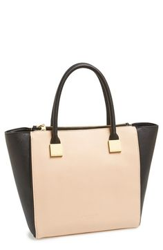 Ted Baker London Crosshatch Shopper available at #Nordstrom