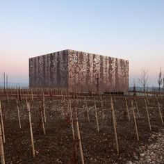 EDF Archives Centre by LAN Architecture - photo : Julien Lanoo - via Dezeen