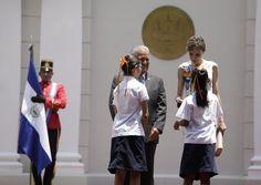 Queen Letizia visits El Salvador Day-3