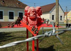 határeset: Öreg kommunisták menni Bildein