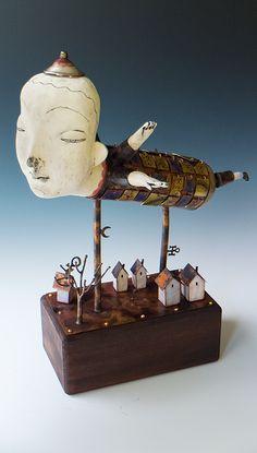 Morgan Brig | Mixed Media Sculpture | Portfolio 1