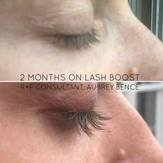 LASH BOOST helps you achieve longer, fuller, darker looking lashes! Contact me at mdougher@myrandf.com to learn more.