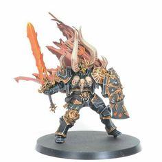 Age of Sigmar | Archaon Everchosen #warhammer #wh #aos #ageofsigmar #sigmar…