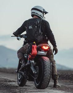Ducati Scrambler By Gorm - Ducati Motor Holding S. Ducati Scrambler Custom, Scrambler Motorcycle, Moto Bike, Motorcycle Men, Motorcycle Travel, Triumph Motorcycles, Custom Motorcycles, Custom Bikes, Concept Motorcycles