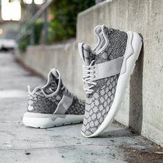 adidas Originals Tubular Runner Primeknit: Stone