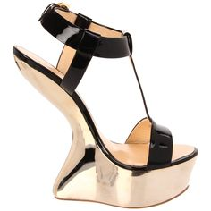 c927d6f9526 I have no words for these Guiseppe Zanotti platforms! Giuseppe Zanotti Shoes