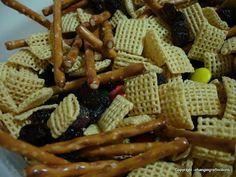 Nut-Free Trail Mix #healthy