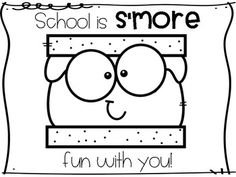 Back to School coloring page by Jessica Ellis First Day Of School, Back To School, School Coloring Pages, School Grades, Camping Theme, Morning Work, School Colors, Teacher Newsletter, Teacher Pay Teachers