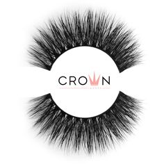 Crown Lashes Mink Fake Eyelashes in style Miss-Tycal Fake Lashes, 3d Mink Lashes, Eyelashes, Doll Eyes, Super Natural, Latex Free, Makeup Yourself, Cruelty Free, Makeup Looks