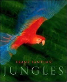 """""""Jungles"""" is a celebration of the patterns of life in the tropics by master photographer Frans Lanting. Images made over a period of twenty years in jungles from the lowlands of the Congo to the cloud forests of the Amazon, Lanting interprets the aesthetic splender and the astonishing natural realm of the tropics. His provocative images represent a personal vision of the emerald worlds that shelter the ultimate expression of life on personal vision of the emerald worlds."""