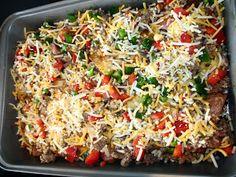 Mennonite Girls Can Cook: Mexican Potato Casserole