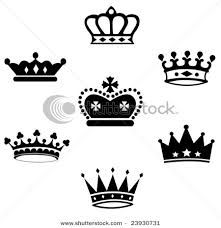 Image result for small crown tattoos