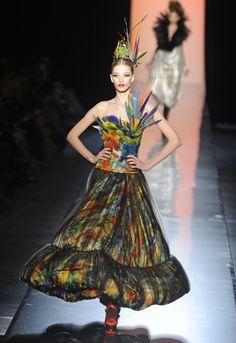 Jean-Paul Gaultier Haute-Couture Automne Hiver 2011-2012