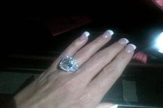 Kim Zolciak's engagement ring puts Kim Kardashian's to shame