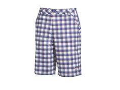 Finally short weather? Gear up for the course with 2nd Swing! Men's Puma Golf Dry Cell Plaid Tech Shorts Navy/Vibrant Orange/White 32W 567525 #Puma #Plaid #Shorts #Golf #FashionForeMen #RickyStyle #ReadyToGolf #2ndSwingGolf