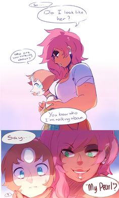 If this happened I would actually die. I just want my baby Pearl to have someone love her *sobs*