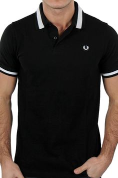 black and white polo shirt 3496c4f317fabd07fc851ea6fb08fc47 8ff30ddfff34