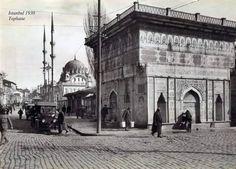 Tophane, 1930 #birzamanlar #istanlook #nostalji Istanbul, Old Pictures, Taj Mahal, History, Building, Travel, Turkey, Antique Photos, Historia