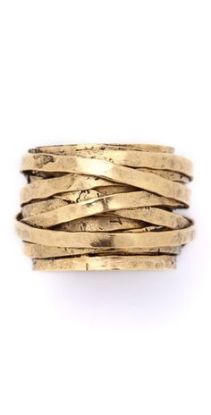 Citrine by the Stones Wire Ring |SHOPBOP | Save up to 25% Use Code BIGEVENT13