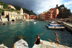 Cove of Vernazza - Cinque Terre, Liguria