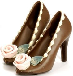 Lovely chocolate pumps <3